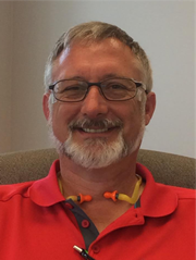 Carl Clark, Logistics Manager, Butler Gas Products
