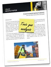 Gasmet container white paper