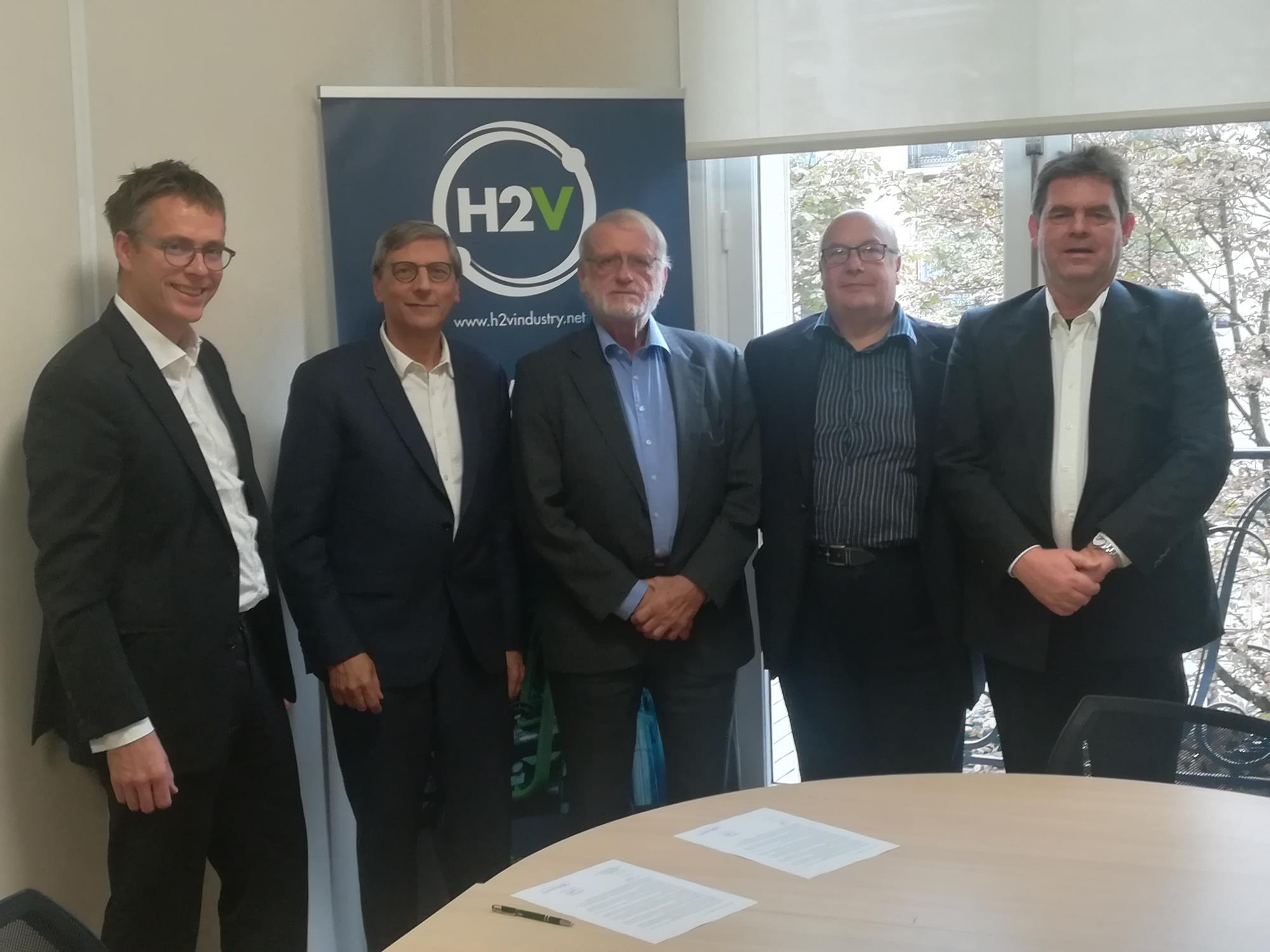 H2V INDUSTRY and Hydrogen Pro join forces | News | gasworld