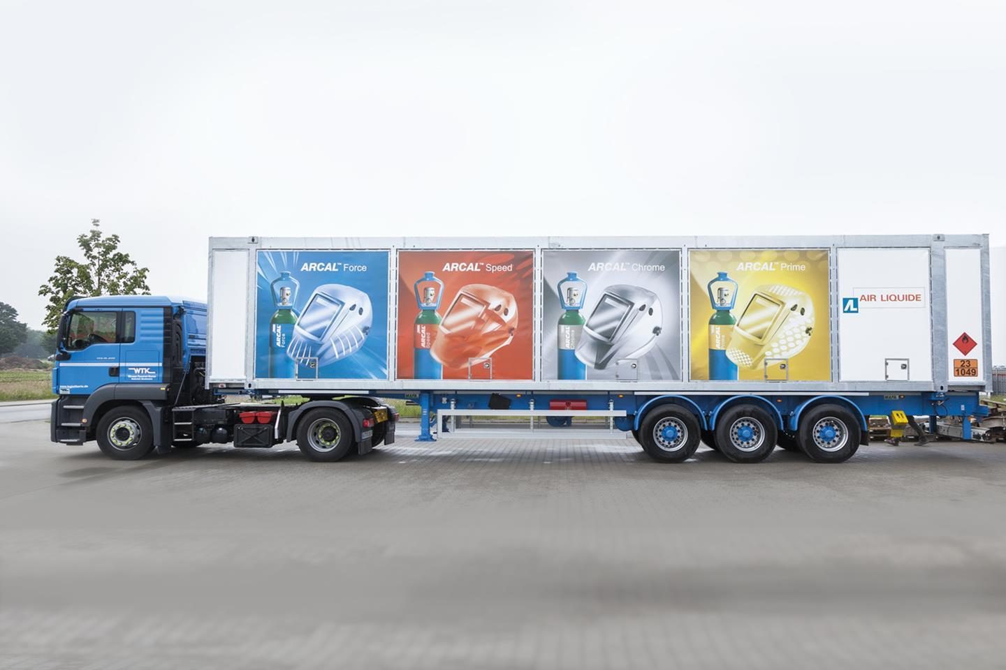 A pure player in the fast-growing hydrogen economy