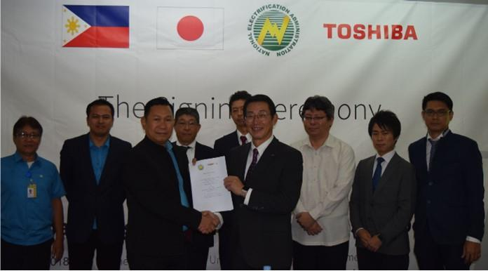 Toshiba and NEA partner to promote hydrogen energy supply in
