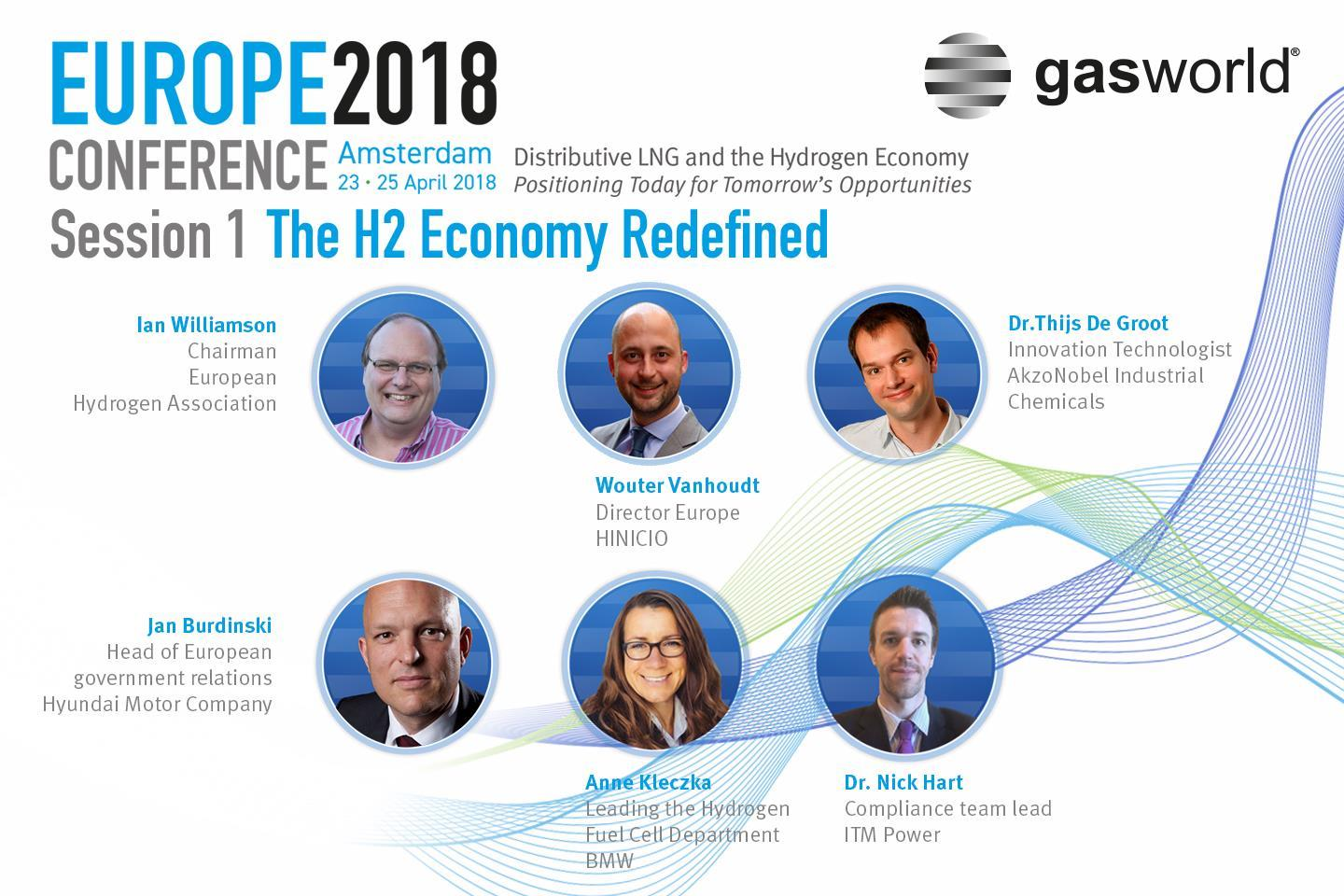 Day one of gasworld's Europe Conference closes | News | gasworld