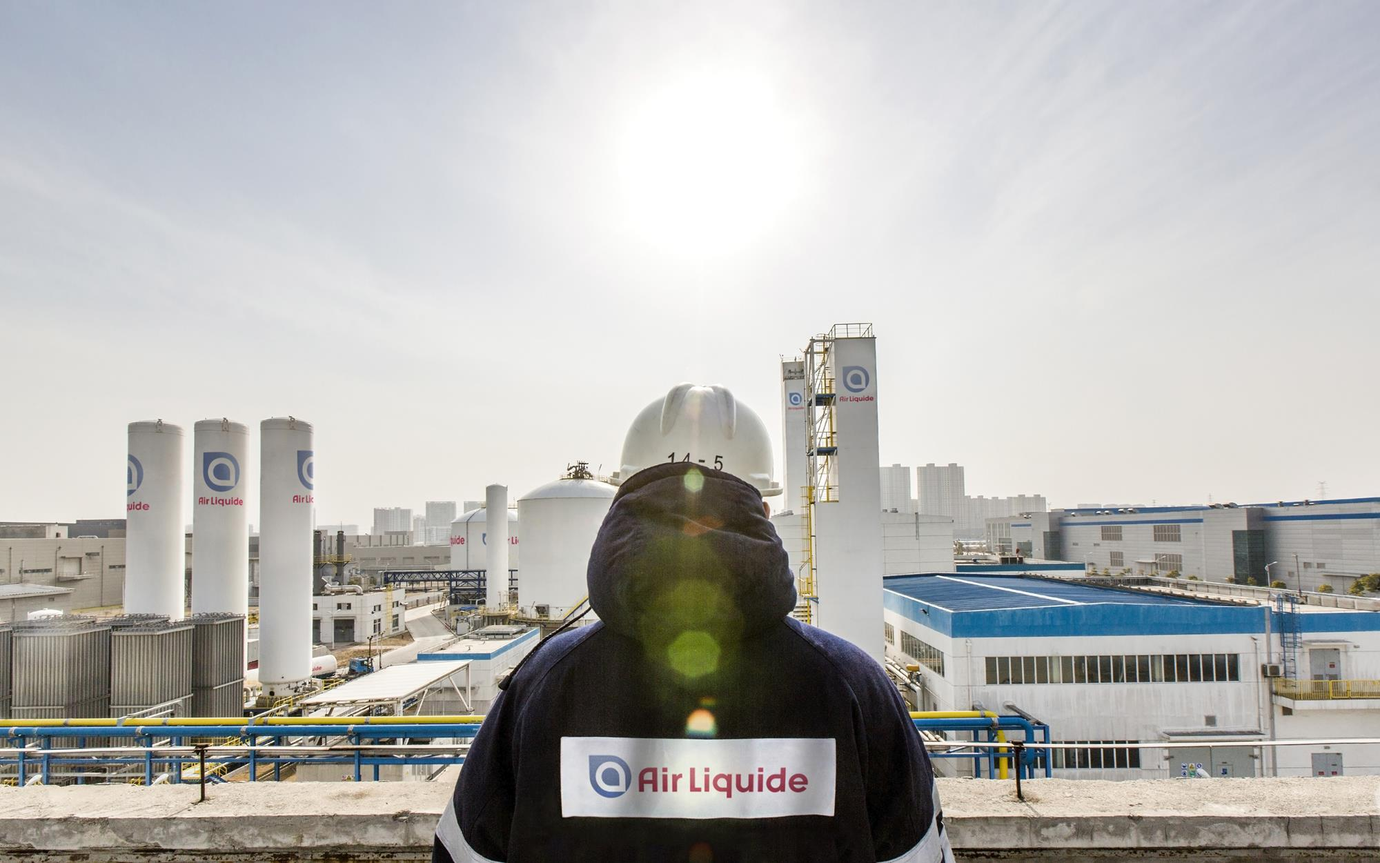 Air Liquide starts up world's largest oxygen production unit ...