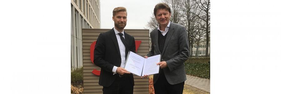 NOW GmbH and GIZ sign a cooperation agreement | News | gasworld