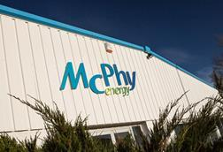 McPhy Energy Premises