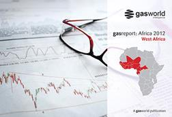gasreport: Africa 2012 - West Africa Cover