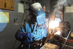 Earlbeck wins welding excellence award