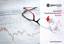 gasreport: South East Asia - Myanmar Cover