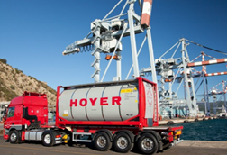 HOYER-Tankcontainer