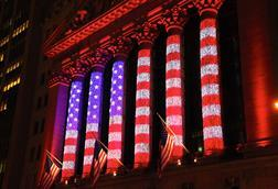US stock exchange building editorial use only copyright yuriy y. ivanov