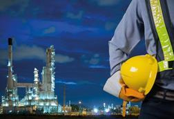 Safety in industrial gas transport