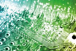 electronic chip 1