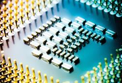 electronic chip 5