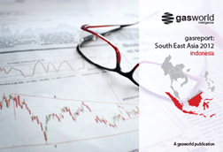 gasreport: South East Asia - Indonesia Cover