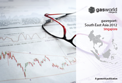 gasreport: South East Asia - Singapore Cover