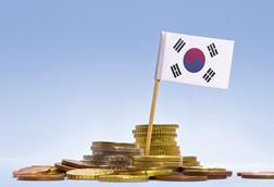South Korea currency financial