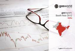 gasreport: South Asia - India Cover
