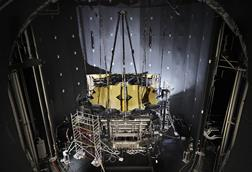 jwst end of cryo test