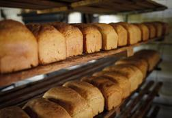 Carbond dioxide, nitrogen bakery bread, food and beverages