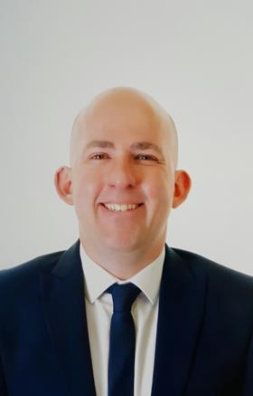 Karl Roberts, Regional Sales Manager