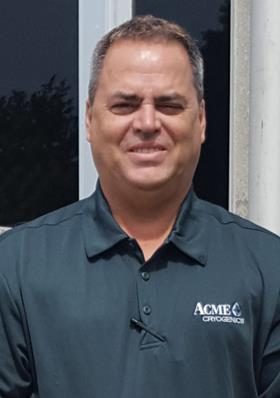 Frank Perry, West Region Sales Manager