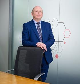 Paul Rawlings, President of the Semiconductor Service division