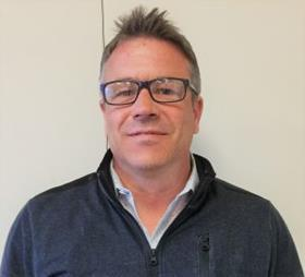 Ernst Clausen, Accounts Manager for the western regional office