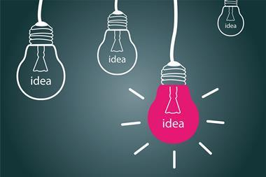 ideas concept light bulb