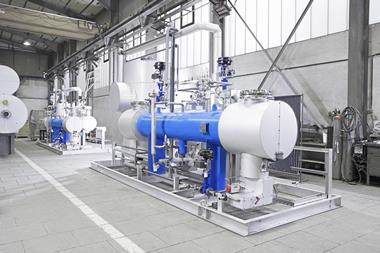 ASCO CO2 By-Product Recovery Plant