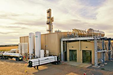 Doe canyon he facility air products