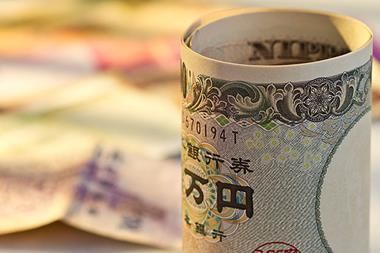 Japanese Yen Currency business