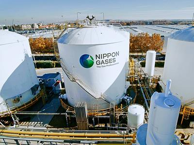 Sweden: Nippon Gases to supply salmon farm with industrial gases
