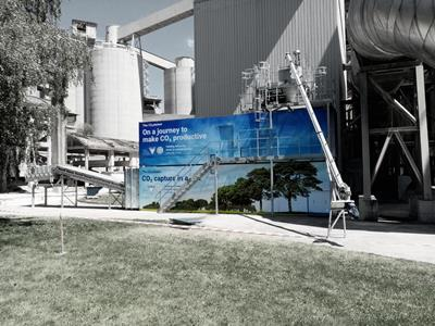 FLSmidth, Carbon8 Systems to accelerate carbon capture for the cement industry
