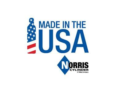 Norris Cylinder achieves 'Made in the USA' designation