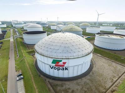 Honeywell inventory module selected for global use by Royal Vopak
