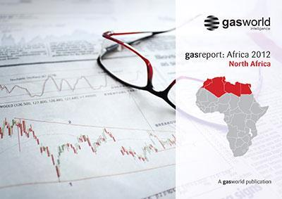 gasreport: Africa 2012 - North Africa Cover