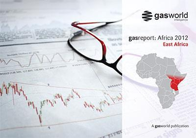 gasreport: Africa 2012 - East Africa Cover