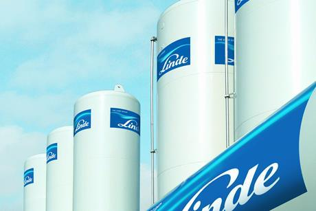 linde storage tanks