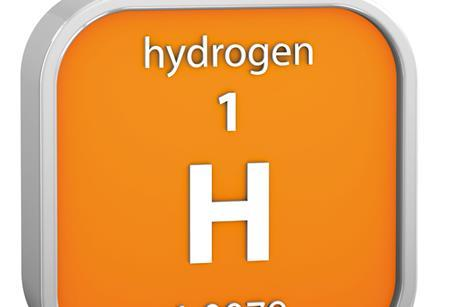 Green, Hydrogen, material, on, the, periodic table, Part-of-a-series