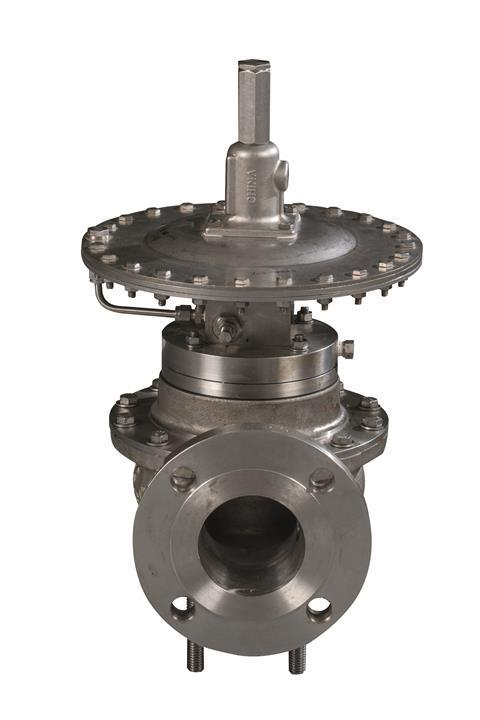 Emerson's new valve cuts costs for LNG users | News | gasworld