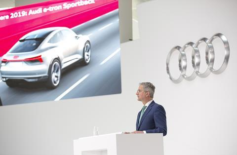 Audi to launch fuel cell model by 2020 | News | gasworld