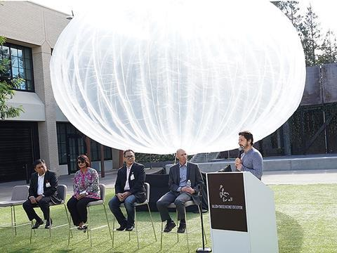 Google Project Loon Indonesia