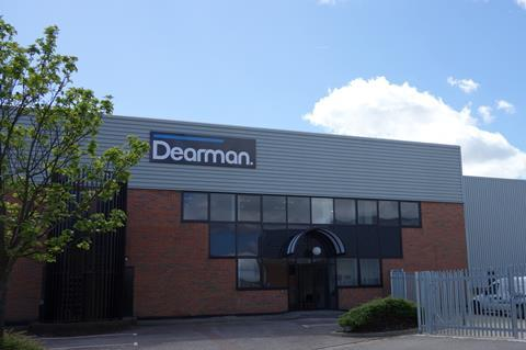 Dearman technology centre