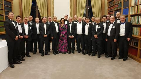 A-dinner-held-at-the-Royal-Society-to-celebrate-inventor-of-the-Dearman-engine-Peter-Dearman