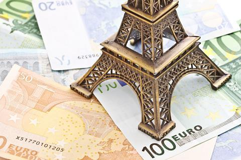 western europe france currency