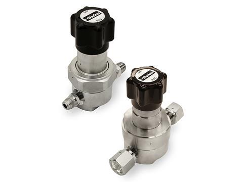 Parker hannifin ultra high purity fr series regulators for semiconductors