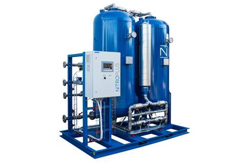 Non cryogenic plants nitroplus