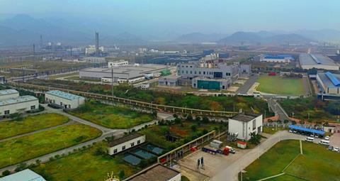 Since mid-2017 the industrial gases specialist Messer supplies two new customers in the Changshou Chemical Park in Chongqing, China, with gases via pipeline.