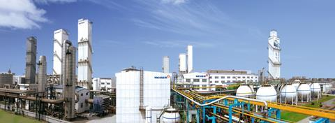 Messer has already invested in nine air separation units in the area