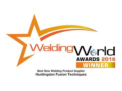 Winner best new welding product supplier cropped